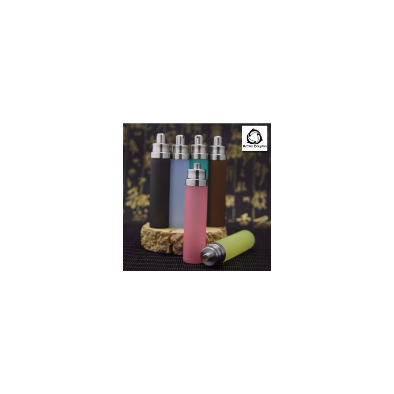 Arctic Dolphin - Refilled Squonk Bottle 20 ml ( SS Top Cap )