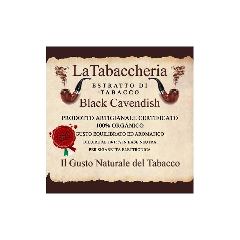 Aroma Black Cavendish La Tabaccheria 10ml