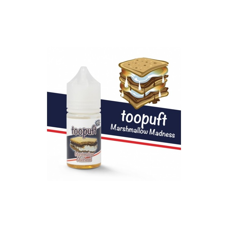 Aroma Concentrato Too Puft FoodFighter Shot Series 20 ml