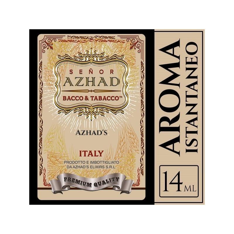 Aroma Bacco E Tabacco Senor Azhad's Istantaneo 14 ml
