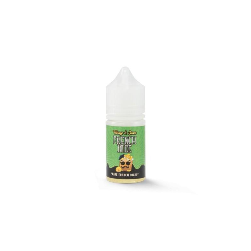 Aroma Concentrato French Dude Mango & Cream Vape Breakfast 20 ml