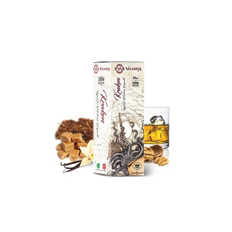 Aroma Concentrato Kraken Valkiria Doppia Concentrazione 20ml