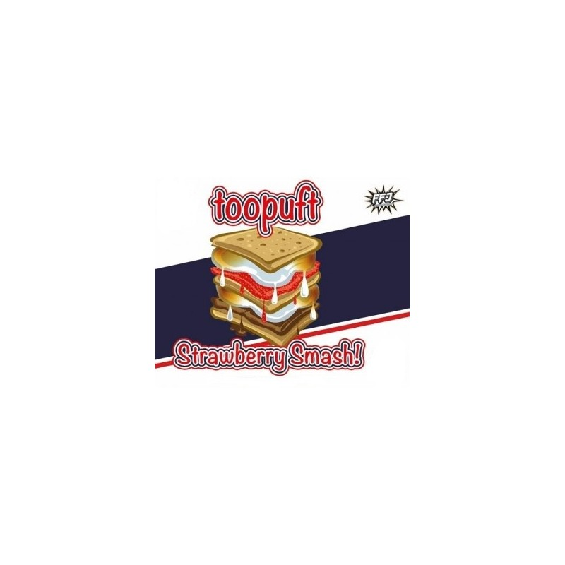 Aroma Concentrato Too Puft Strawberry Smash FoodFighter 20 ml
