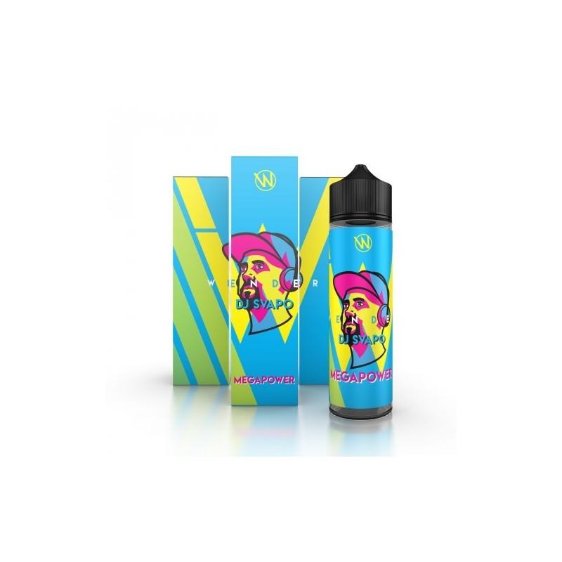 MEGAPOWER 20 ml - Shot Series - WENDER