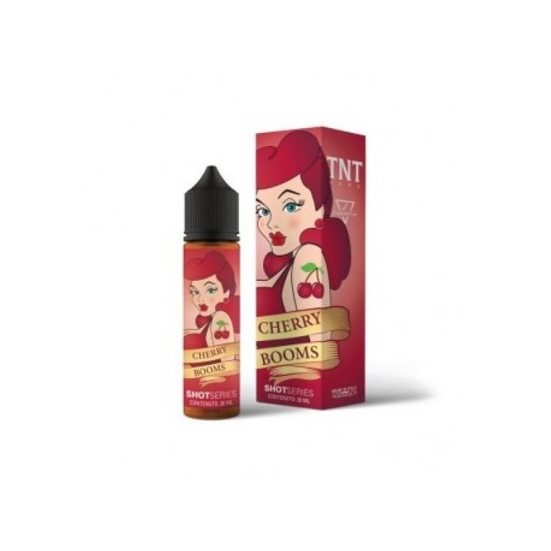 Aroma Cherry Booms Suprem-e & Tnt Vape Grande Formato 20ml