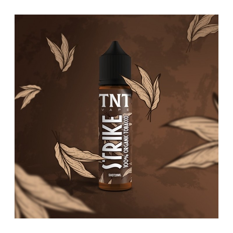 Aroma Strike 20ml in chubby da 60ml TNT Vape