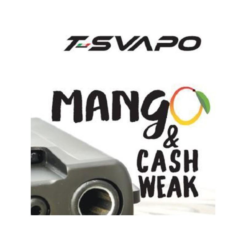 Tabacco e Mango Aroma WEAK Contenuto 20ml