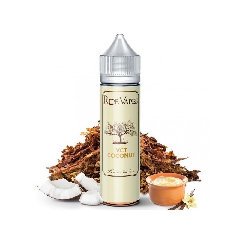 VCT Coconut Aroma 20 ml Ripe Vapes