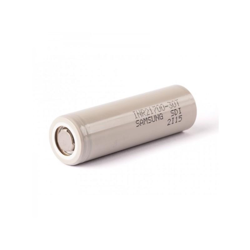 Batteria Samsung 21700 30T (3.6V 3050mah 35A)
