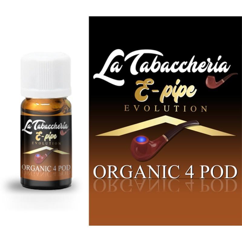Aroma E-Pipe - Estratto Di Tabacco Organic 4Pod