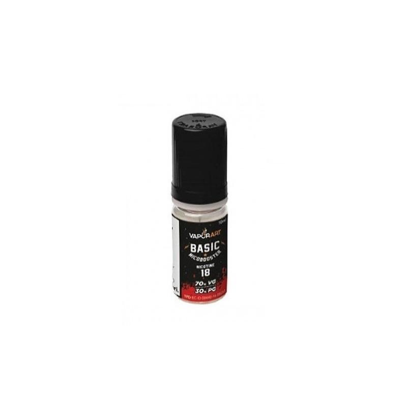 Base 10 ml 70/30 Nicotina 18 Vaporart
