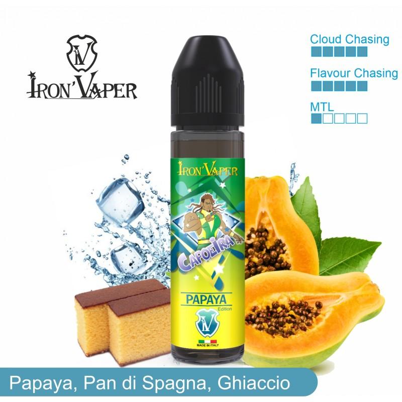 Iron Vaper Capoeira Papaya Aroma 20 ml