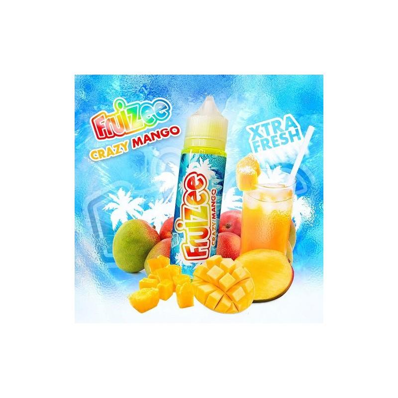 Fruizee Crazy Mango aroma 20ml grande formato + Glicerina 30ml