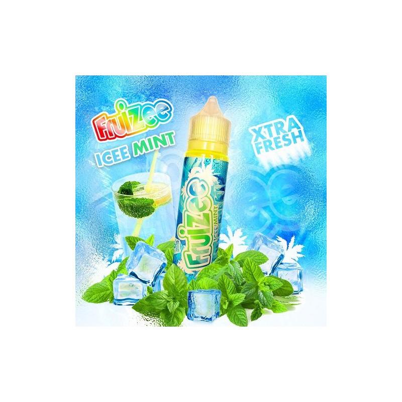 Aroma concentrato Fruizee Icee Mint 20ml grande formato + Glicerina 30ml Eliquid France
