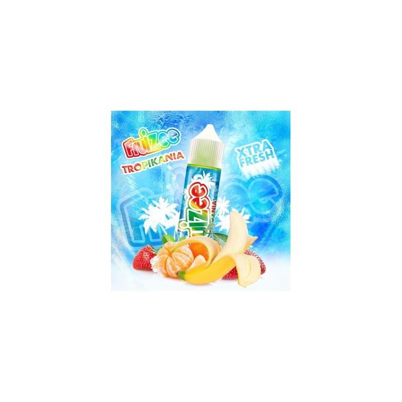 Fruizee Tropikania aroma 20ml grande formato + Glicerina 30ml