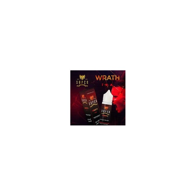 Super Flavor Wrath 40 ml