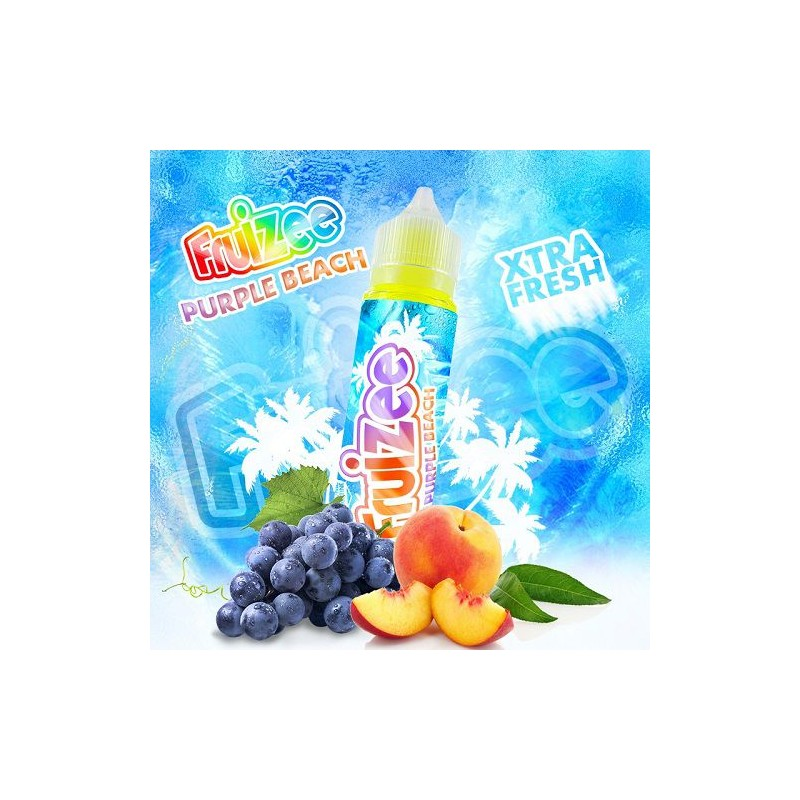 Fruizee Purple Beach aroma 20ml grande formato + Glicerina 30ml