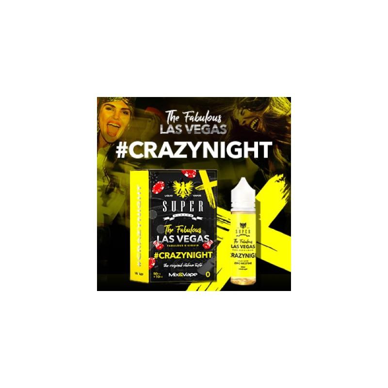 CrazyNight 50ml Mix&Vape SuperFlavor