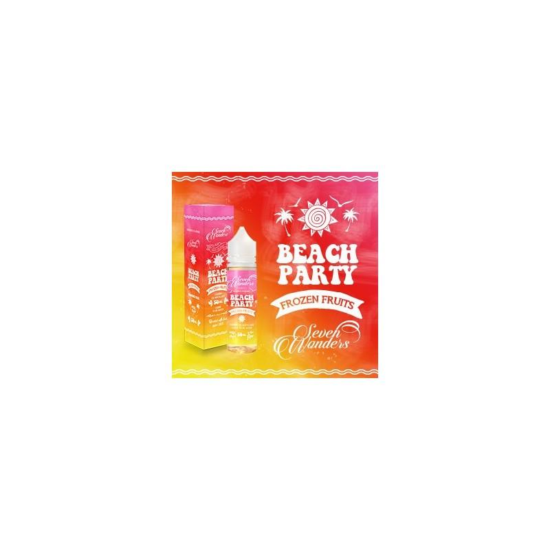 Beach Party Mix&Vape 50ml SevenWonders