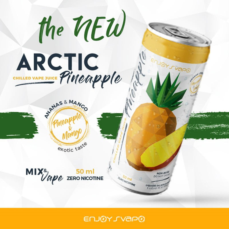 Enjoysvapo Arctic Pineapple 50 ml Mix