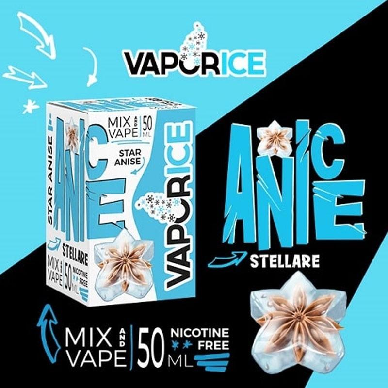 Vaporart Vaporice Anice Stellare 50 ml Mix