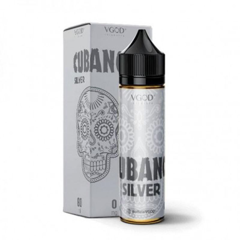 VGOD Cubano Silver 50ml Mix&Vape