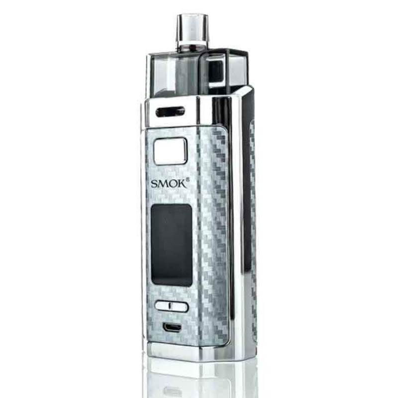 Kit Smok RPM160 -160w 7.5ml Silver