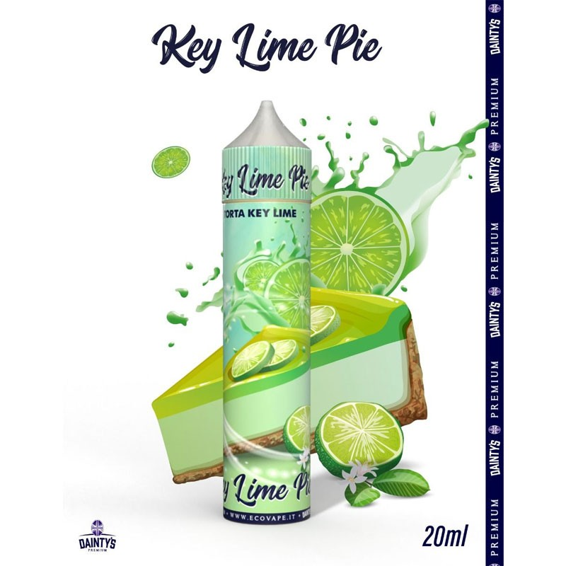 Dainty's Key Lime Pie aroma concentrato 20ml