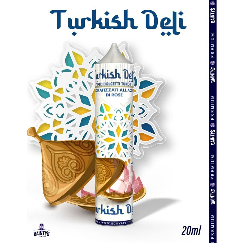 Dainty's Turkish Delight aroma concentrato 20ml