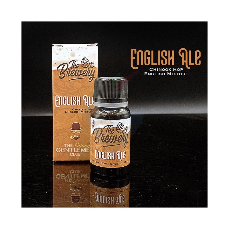The Vaping Gentlemen Club The Brewery English Ale aroma 11ml
