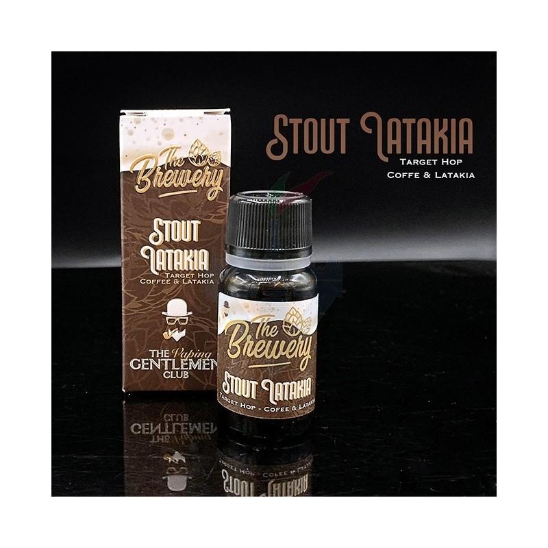 The Vaping Gentlemen Club The Brewery Stout Latakia aroma 11ml