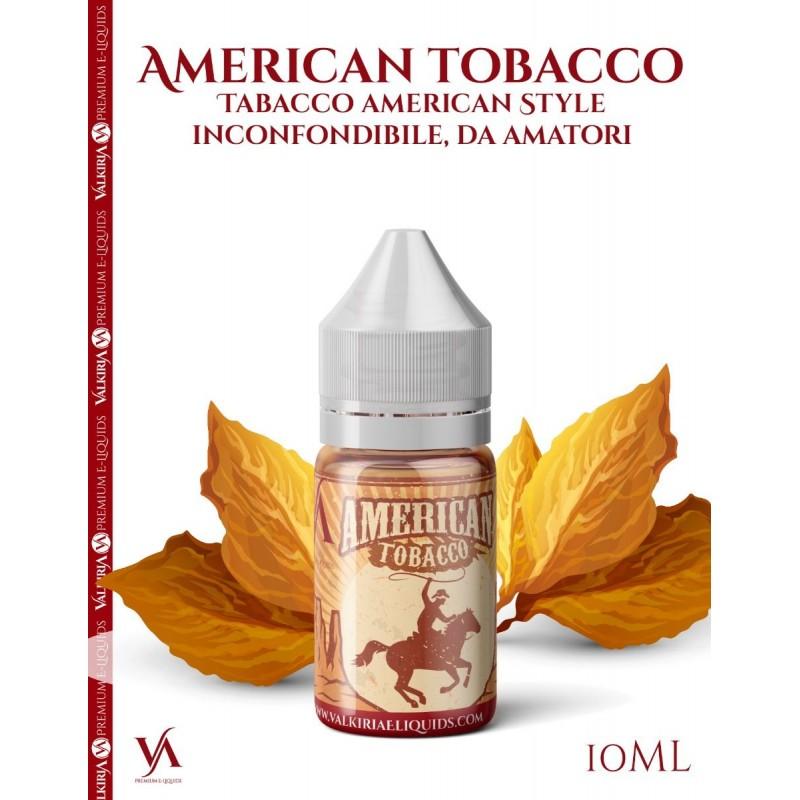 Aroma concentrato Valkiria American Tobacco 10ml