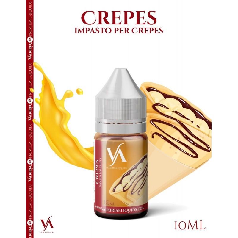 Aroma concentrato Valkiria Crepes 10ml