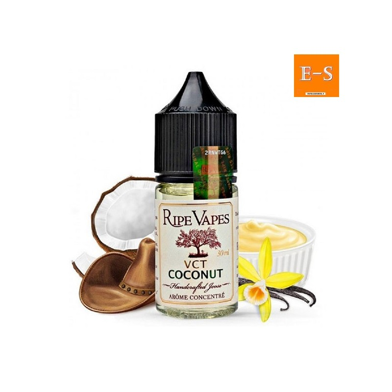 Ripe Vapes VCT Coconut aroma concentrato 30ml